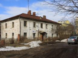 Парусиновые палаты XVIII века, 2-я Московская д.8-19
