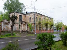 Усадьба Воронина, ул.Пролетарская д. 27-3