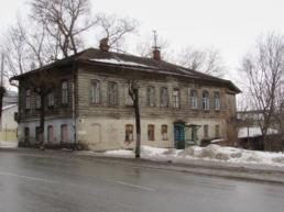 особняк Бескодаровых 1-я Московская 19