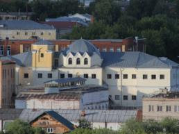 ул.Калужская д.50 дворец Кишкиных
